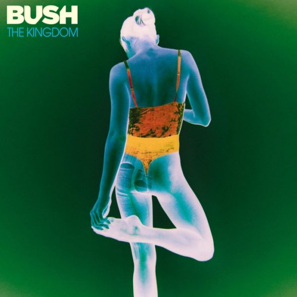 Bush The Kingdom album cover art