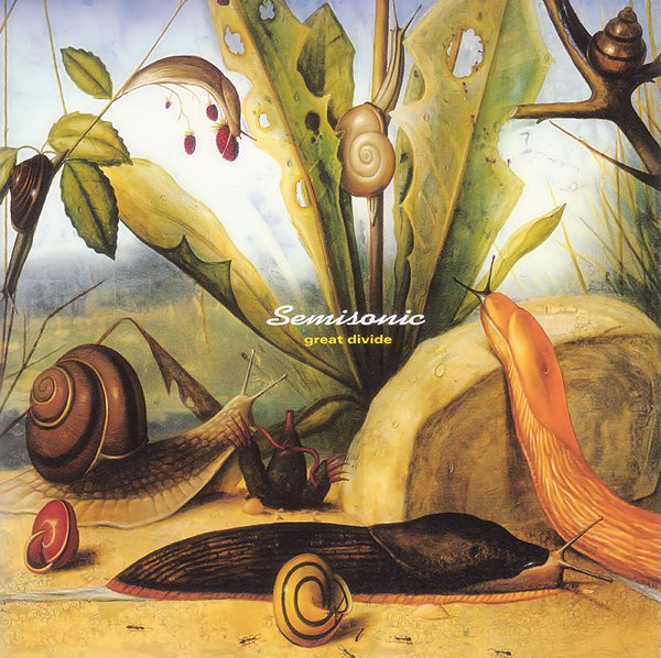 Semisonic Great Divide album cover art