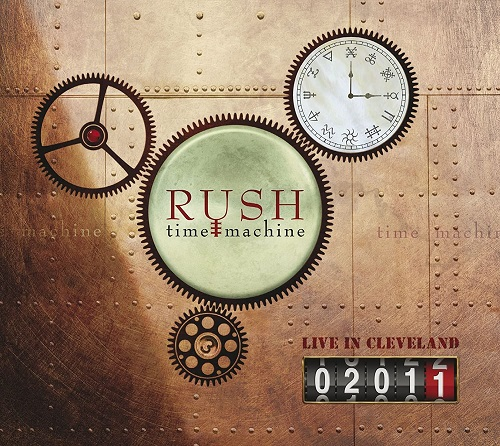 Rush Live in Cleveland album artwork