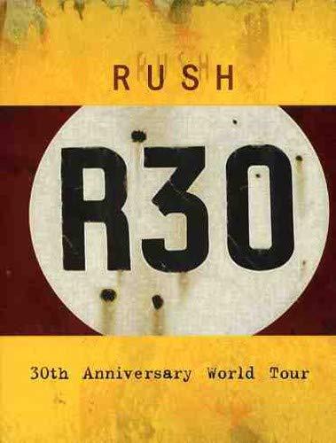 Rush R30 album artwork
