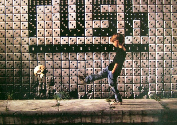 Rush Roll the Bones album artwork