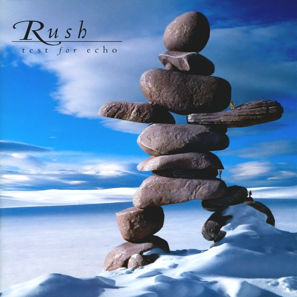 Rush Test for Echo album cover