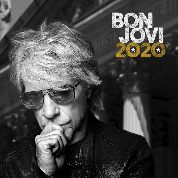 Bon Jovi 2020 album cover