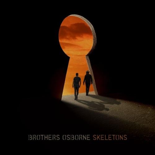 Brothers Osborne Skeletons album art