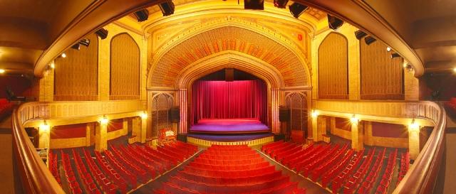 Panarama View of Elsinore Theatre
