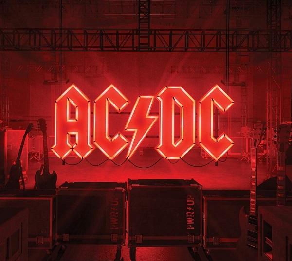 AC/DC Power Up album art