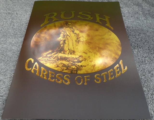 Rush Caress of Steel Tourbook