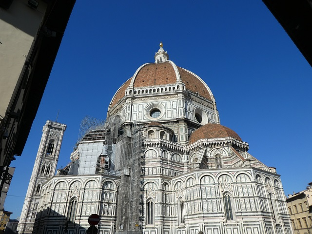 Brunelleschi's Dome in Florence, Italy