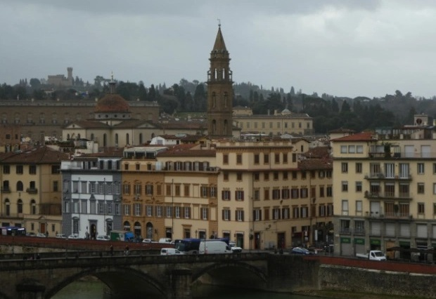 The picturesque city of Florence, Italy