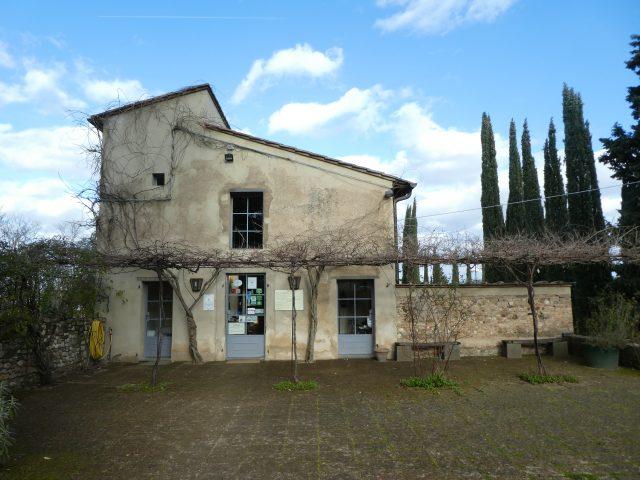 Castello Sonnino Winery in Italy