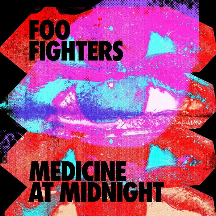 Foo Fighters Medicine at Midnight album cover