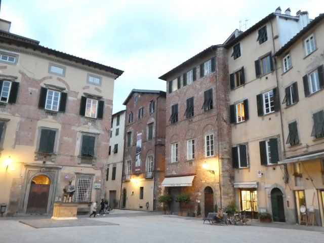 Photo inside Lucca, Italy