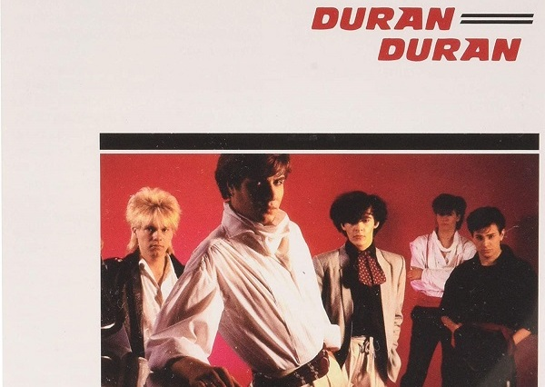 Album cover for Duran Duran's first album