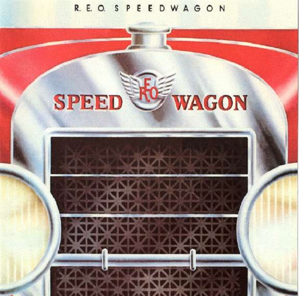 Album cover for REO Speedwagon's first record