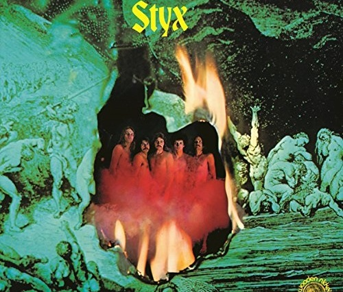 Album cover for Styx debut album