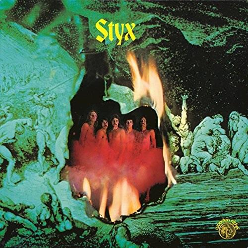 Album cover for Styx debut album