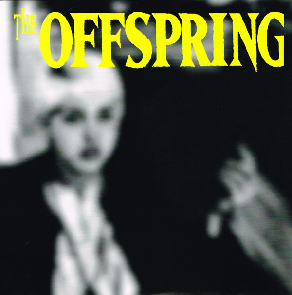 Album cover for The Offspring's debut album