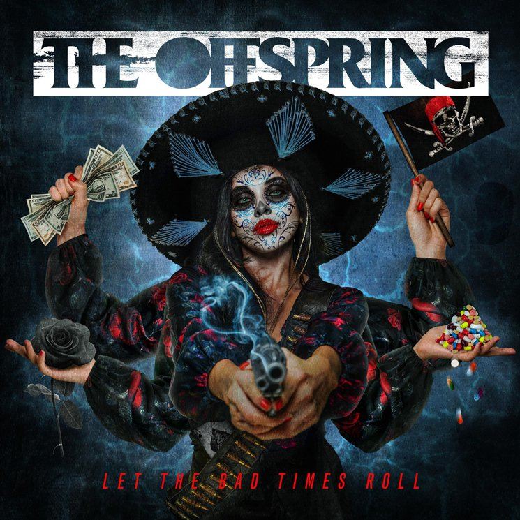Album cover for The Offspring Let the Bad Times Roll