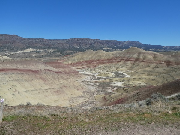 Picturesque Painted Hills