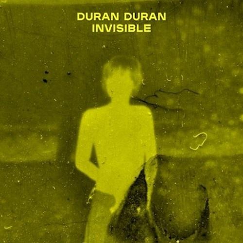 Art for Duran Duran Invisible Single