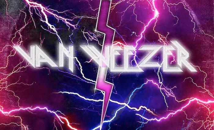 Weezer Van Weezer album cover