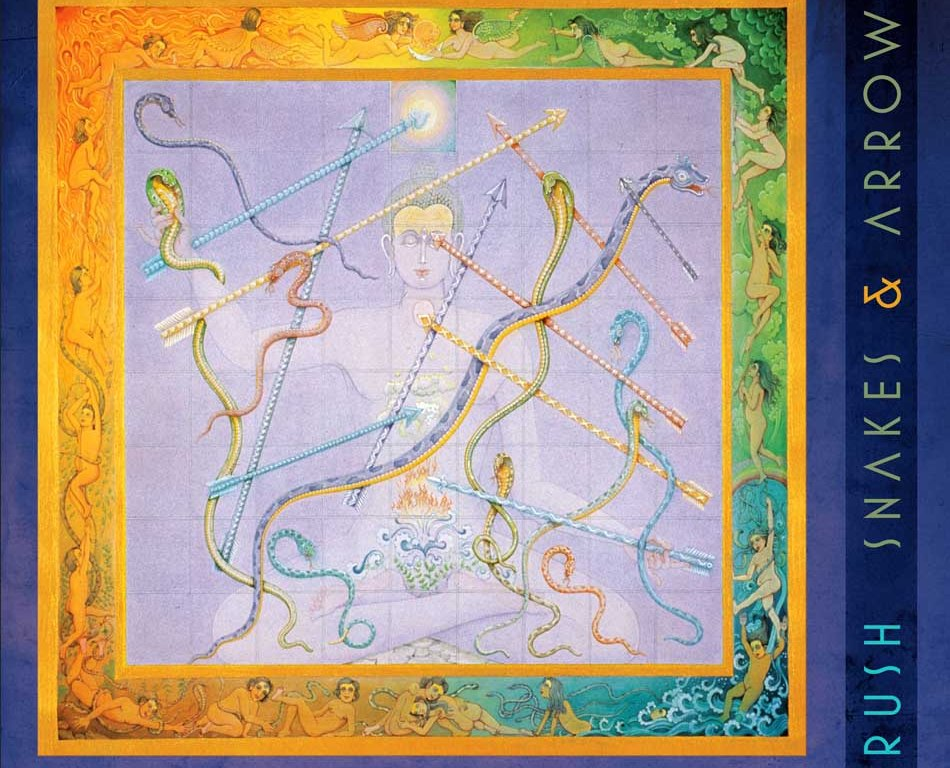 Album artwork for Rush Snakes and Arrows