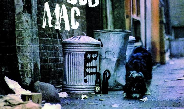 Album cover for Fleetwood Mac self-titled debut album