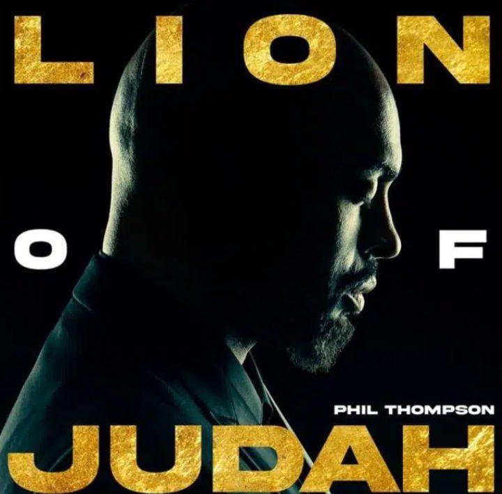 Phil Thompson Lion of Judah album cover art