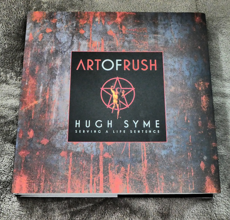 Photo of The Art of Rush book by Hugh Syme