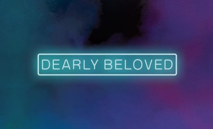 Album cover for Daughtry Dearly Beloved