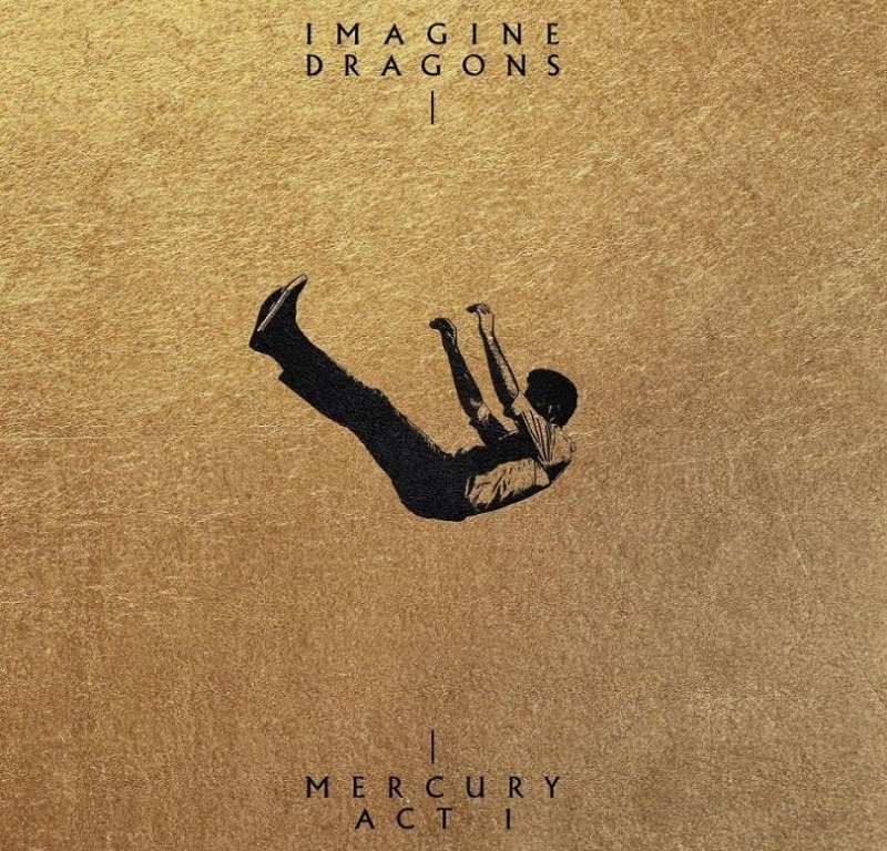 Album artwork for Imagine Dtagons Mercury- Act 1
