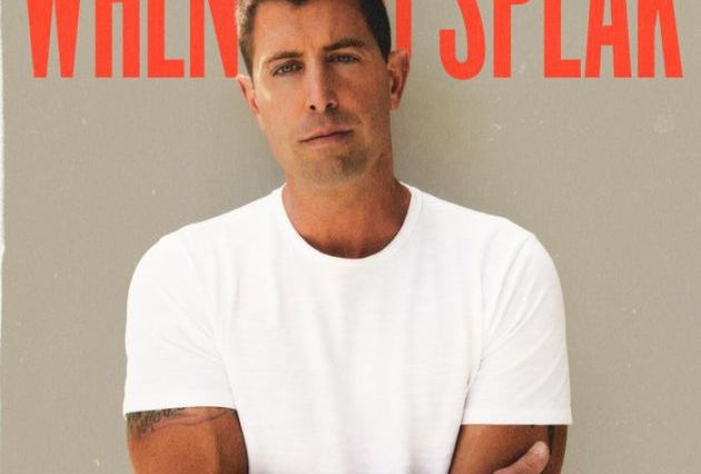 album cover for Jeremy Camp When You Speak